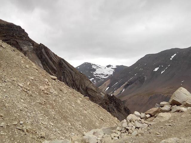 Recorrido hacia las Torres del Paine