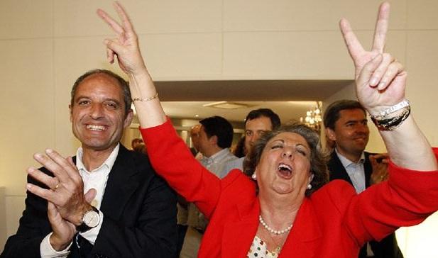 Empresarios confiesan la financiación ilegal de las campañas del PP Valenciano