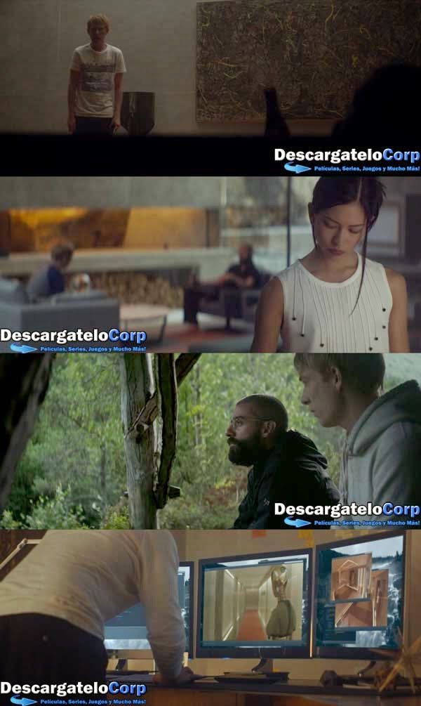 Descargar Ex Machina HD 720p Latino