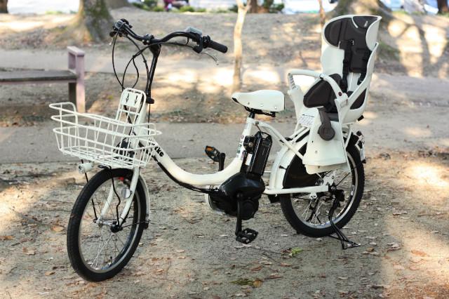 bikke Mobが他の子乗せ電動自電車よりも圧倒的に優れている2点