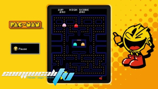 Pac Man Museum PC Full Español