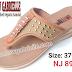 NewGabrielle Sandal wanita Terkini