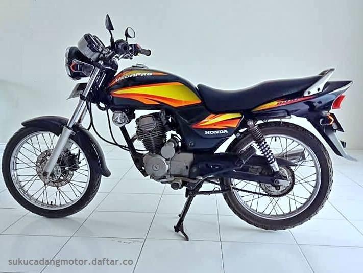 Honda Megapro Lama Gen 2