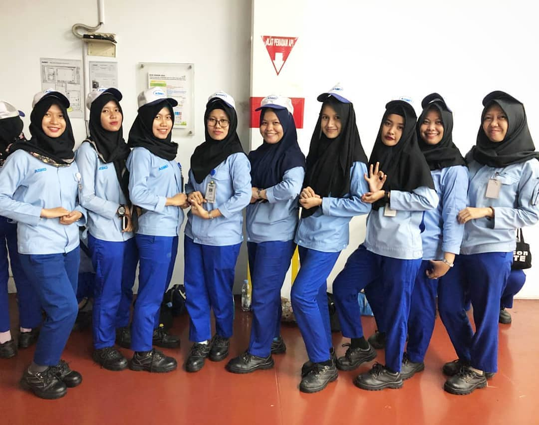 PT Asmo Indonesia - Lowongan Kerja Kawasan MM2100