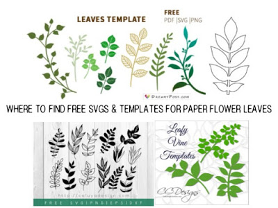Fields Of Heather Free Templates Tutorials For Making