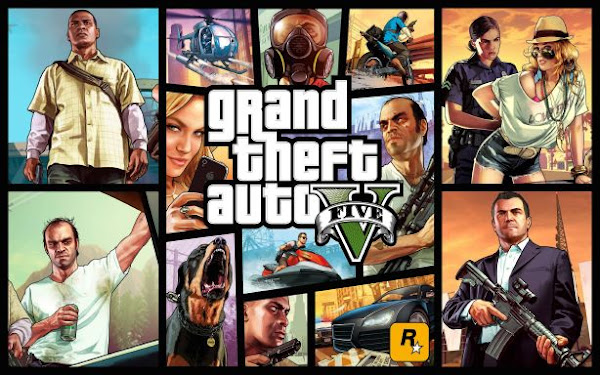 Grand Theft Auto V (USA+EUR) + DLC PS3 ISO Screenshots #1
