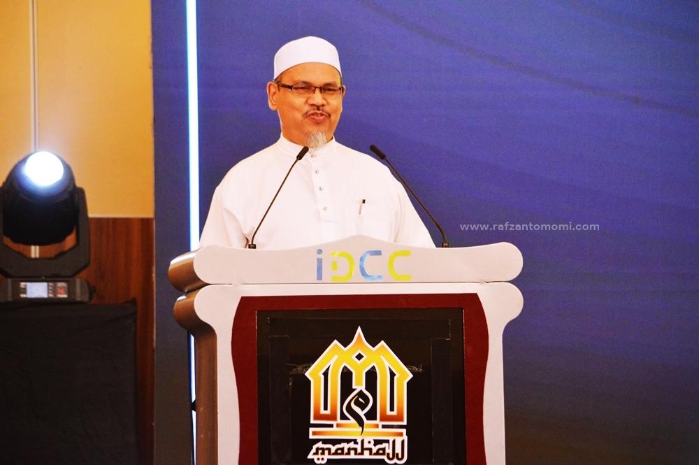 Majlis Pelancaran Aplikasi Manhajj Dan Manhajj Mutawwif Musim Kedua
