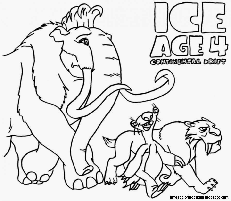 Coloring Pages For Age 4 Coloring Page