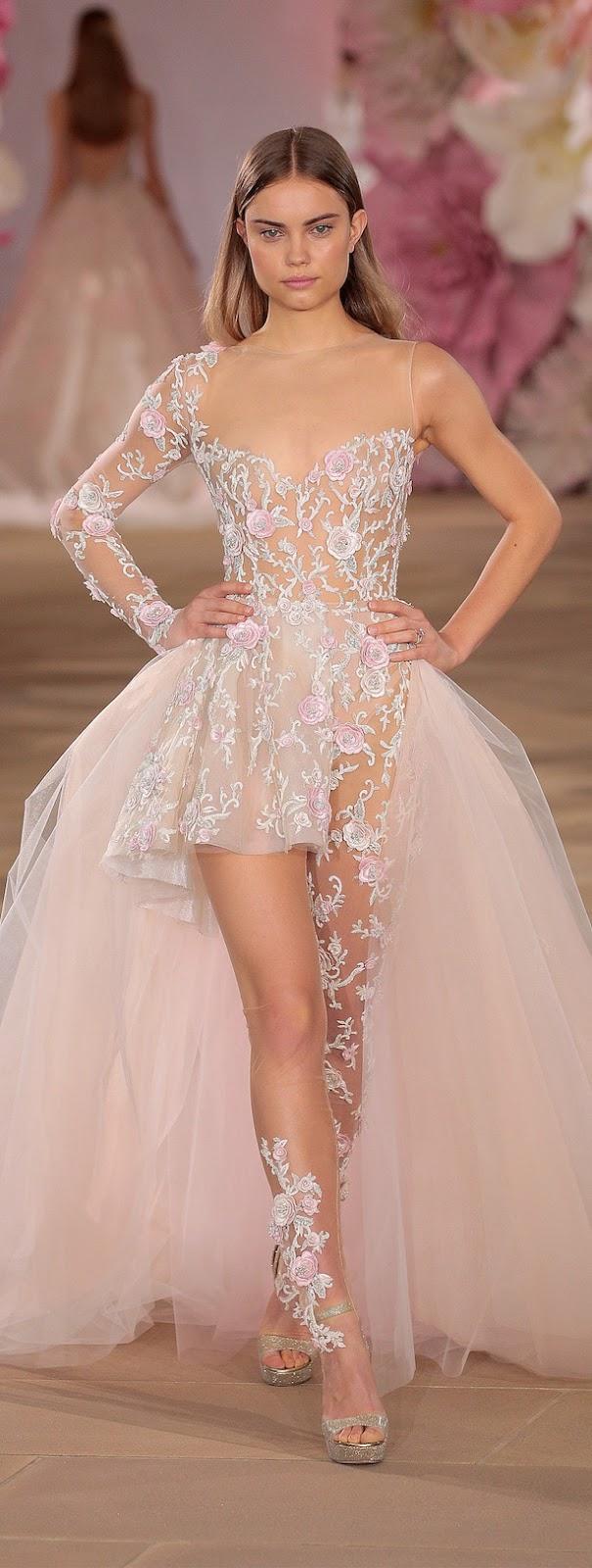 Ines Di Santo Couture Bridal. Colección Primavera 2017 - Mis ...