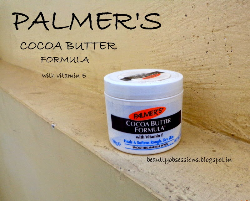 Palmer's Cocoa Butter Formula With Vitamin E  Review ~ The Best Body Butter For Dry Winter...