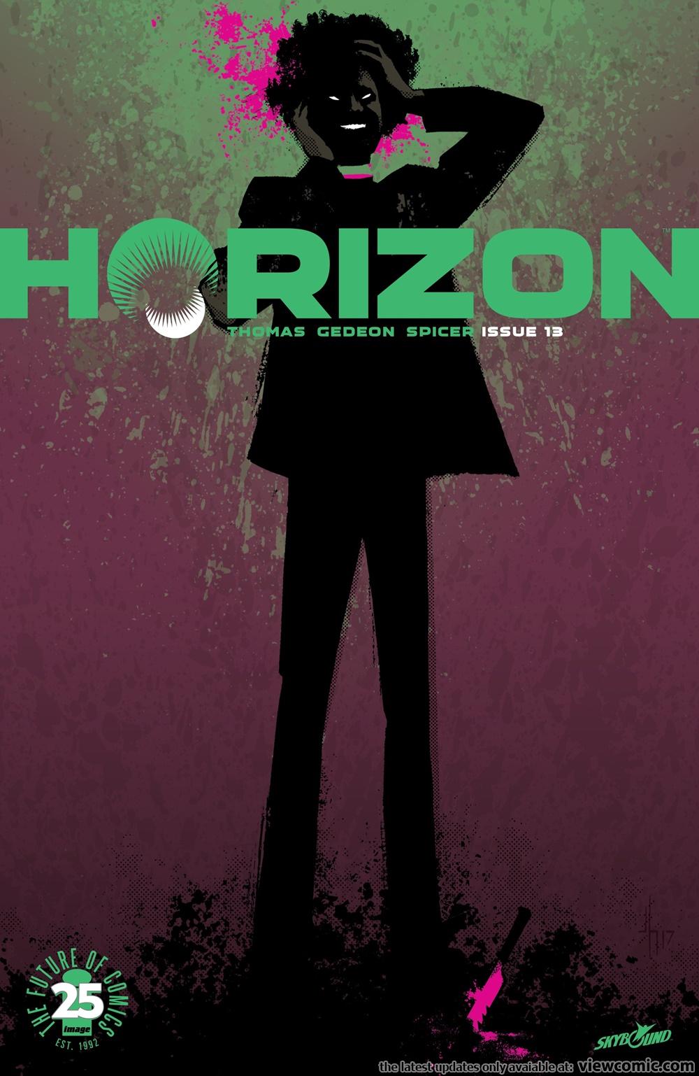 Horizon 013 (2017)  | Vietcomic.net reading comics online for free