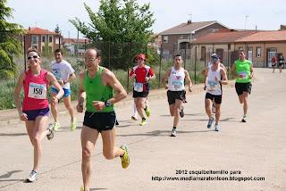 Media Maraton Leon: mayo 2012