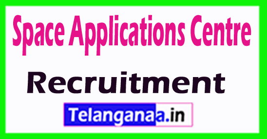 Space Applications Centre SAC Recruitment
