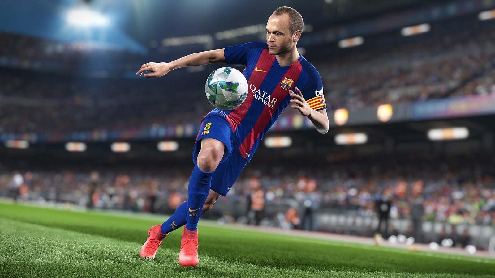 Pro Evolution Soccer 2018 XBOX 360 (Region PAL) (COMPLEX) 7