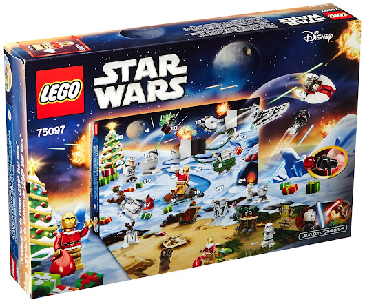 A Quiet Nerdy Thing : 30 Days of Star Wars: Star Wars Advent Calendar
