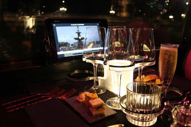 Bus toqué restaurant roulant paris expérience insolite