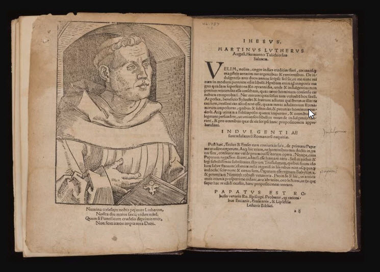 Ninety five theses of martin luther s t r a v a g a n z a ninety five theses of martin luther fandeluxe Choice Image