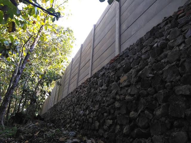 pagar beton surakarta