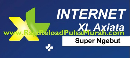 XL Internet Super Ngebut Murah Raja Pulsa