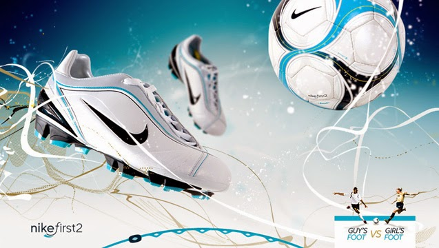Pelun Chen - Interactive Art Direction and Design - Nike First