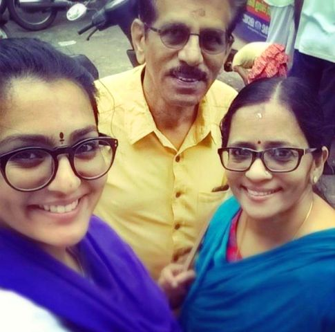 Parvathy Parents