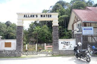 Tasik Allan Bukit Fraser