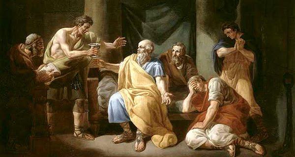 «Ο Σωκράτης  ως μία από τις κεντρικές φυσιογνωμίες της ιστορίας της σκέψης»