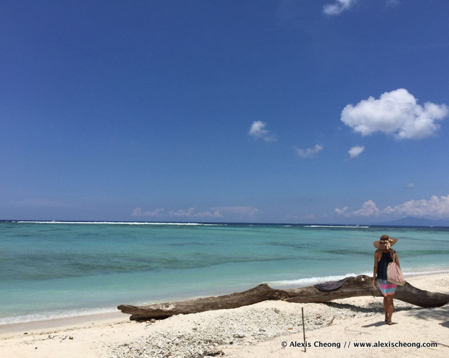 Gili Air from Lombok