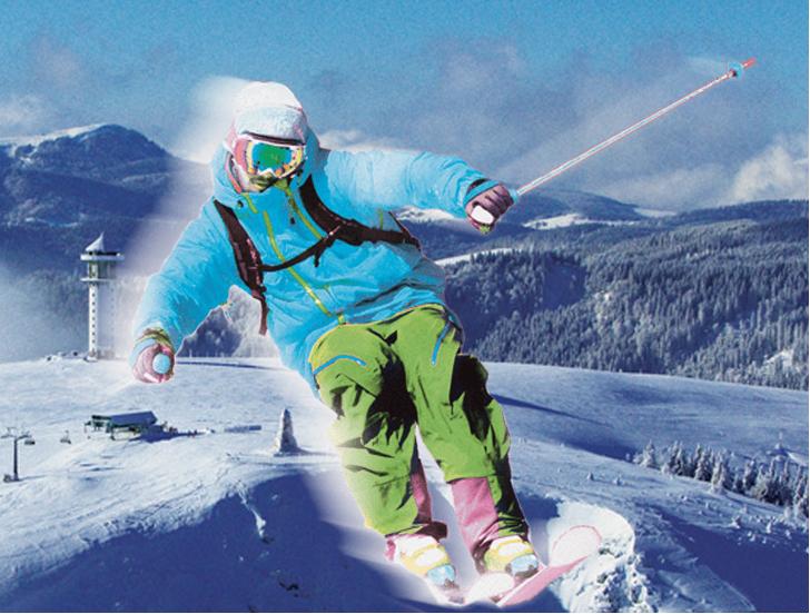 Esquí en Feldberg