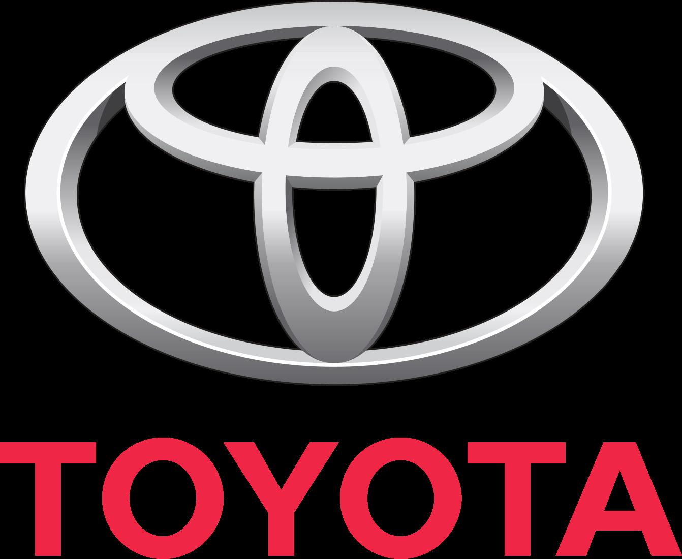 Free toyota logo vector
