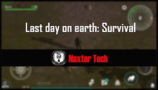mengatasi stuck dan lag Last day on earth: Survival
