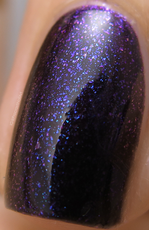 OPI Cosmo With a Twist from the 2015 Starlight Collection