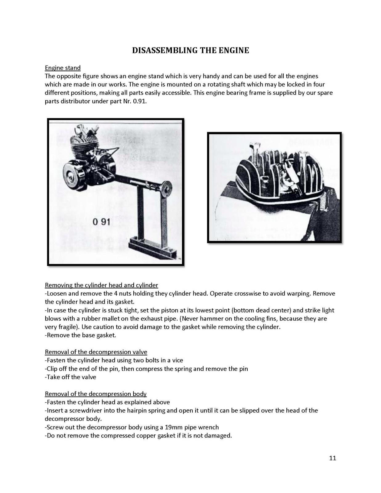 Ob1 Repairs Peugeot 103 Service Manual