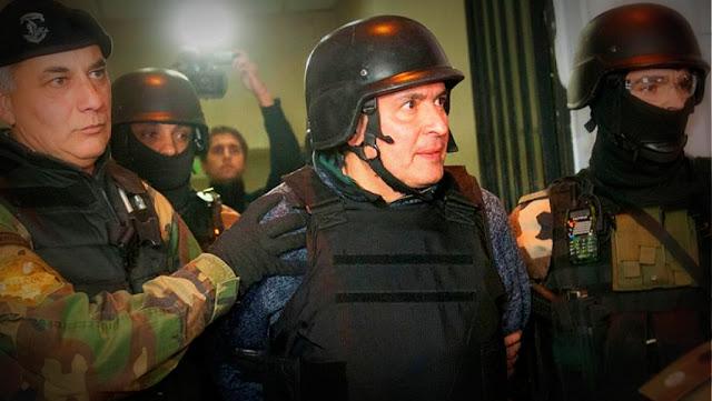 El juez Rafecas envió a juicio oral al ex secretario de Obras Públicas del kirchnerismo José López