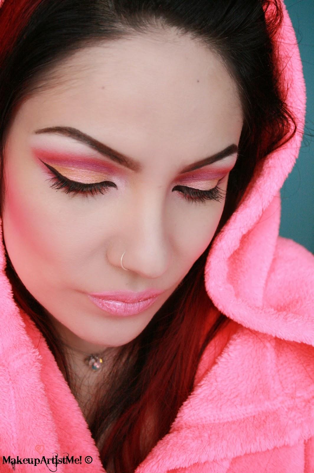 Make Up Artist Me Candy Kisses Makeup Tutorial