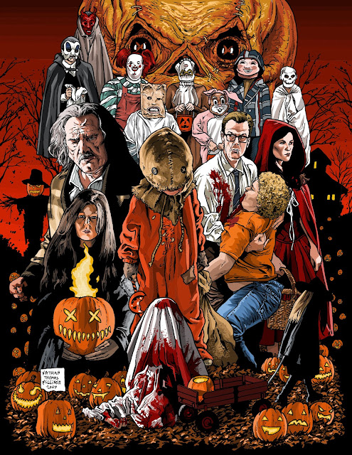 Sam Returns to Trick 'R Treat You This Halloween On FEARnet!