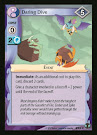 My Little Pony Daring Dive Defenders of Equestria CCG Card