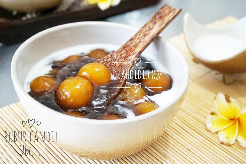 Diah Didi S Kitchen Bubur Candil Ubi