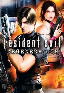 Resident Evil: Degeneración [Audio Español Latino]