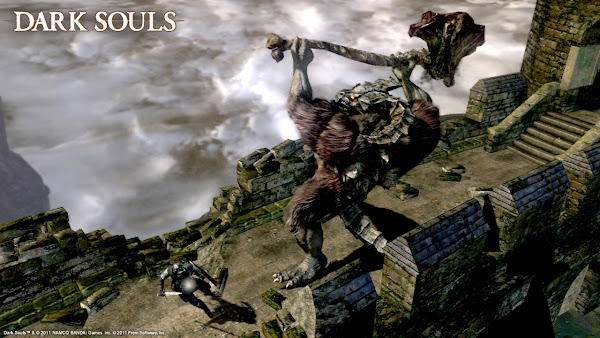 Dark Souls (ISO + Jtag/RGH) XBOX 360 Screenshots #2