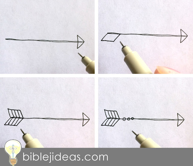 Draw a Simple Arrow