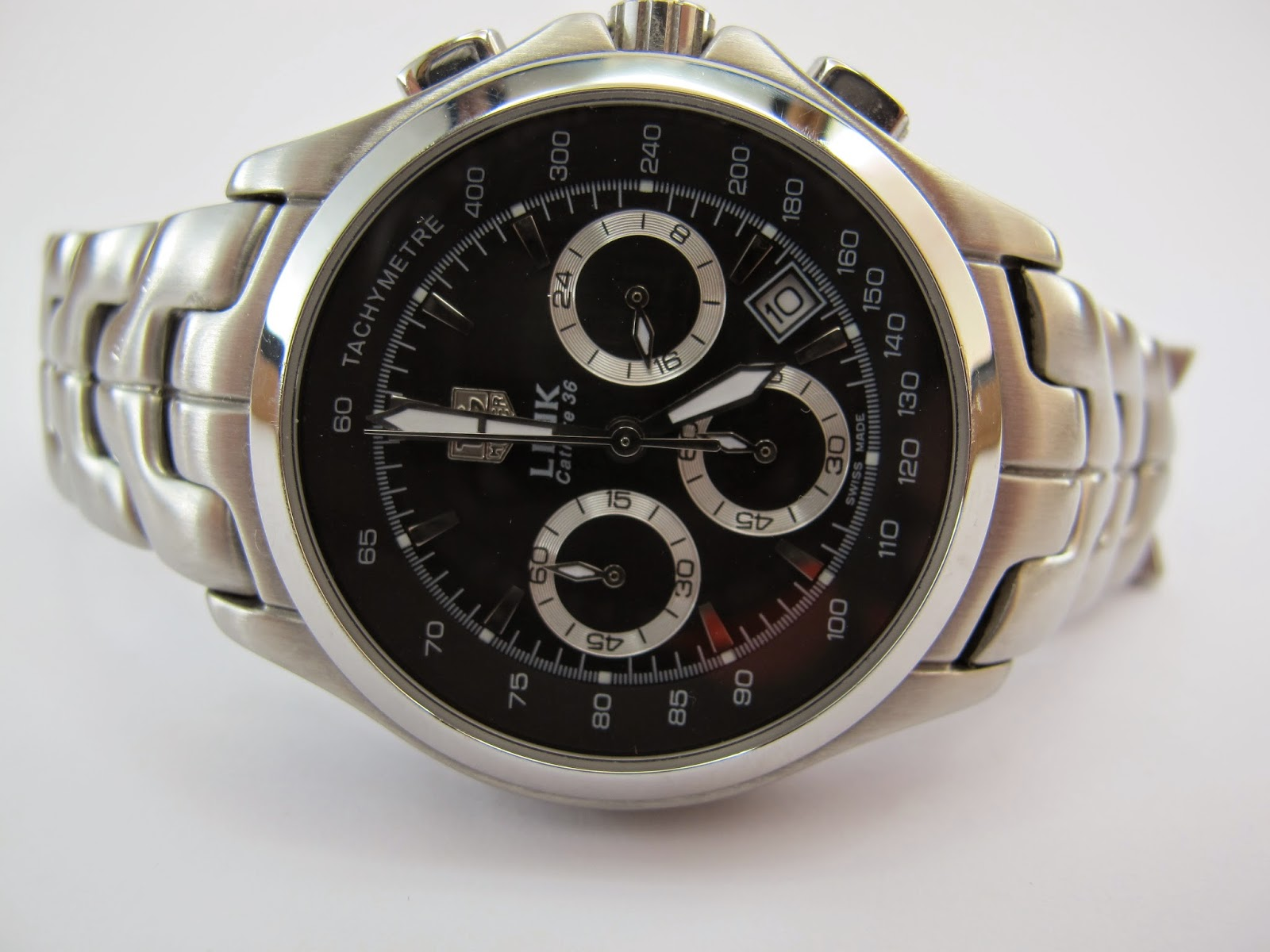 Watchopenia: Not Really A Tag Heuer; Not Really A Limited