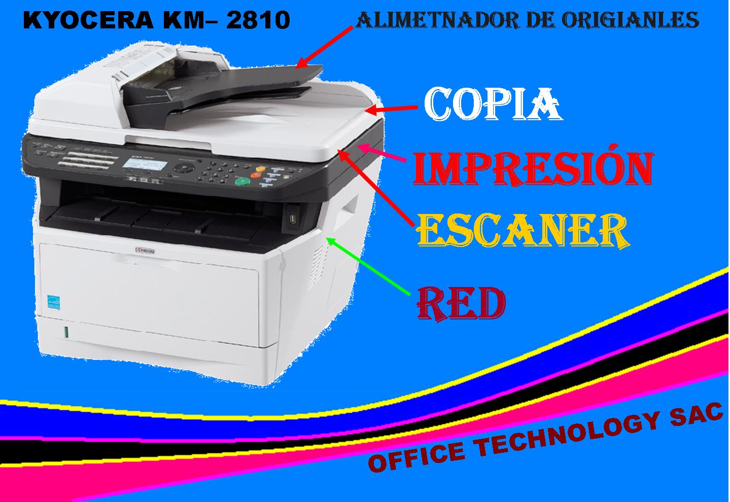 Servicio Tecnico De Fotocopiadoras Kyocera Fotocopiadora