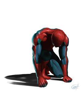 Spiderman+Greg+Horn