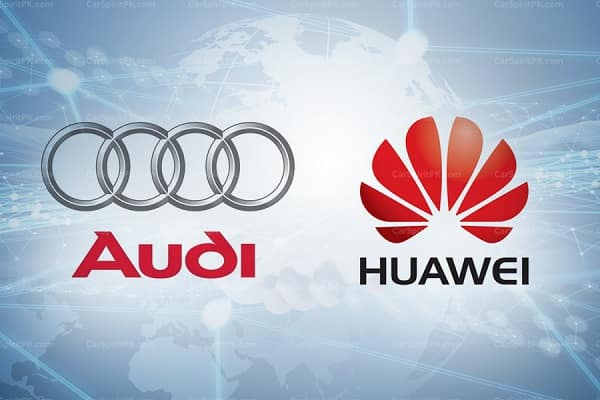 شركة Huawei تعقد شراكة مع Audi Sign  مستقبل السيارات !