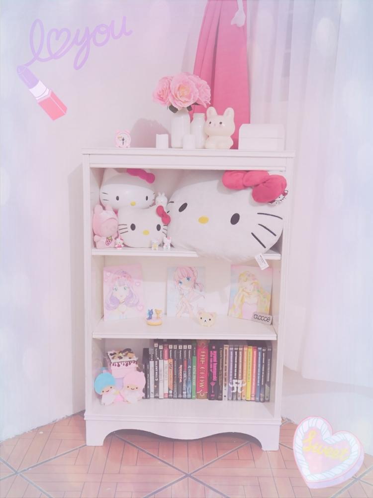 Mi vida como gyaru deco room kawaii ideas para for Maneras de decorar tu cuarto