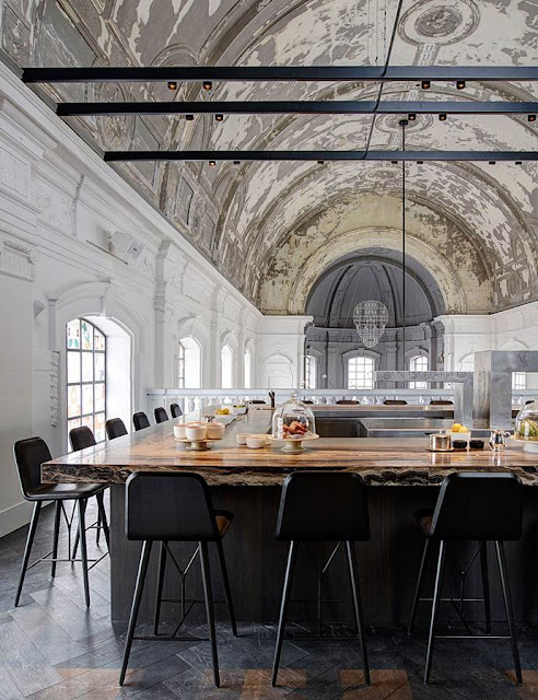 The Jane Restaurant Antwerp Piet Boon Studio