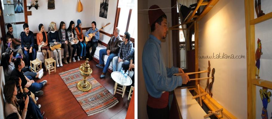 Ankara Somut Olmayan Kültürel Miras Müzesi