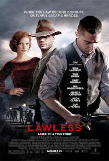 film movie Lawless (2012)