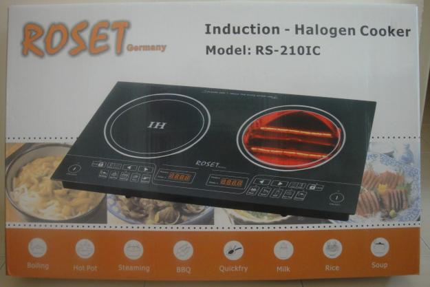 My Blog Excitement Roset Induction Halogen Cookers Germany